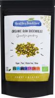 Гречка зеленая органическая ядро Healthy Tradition д/п 500г