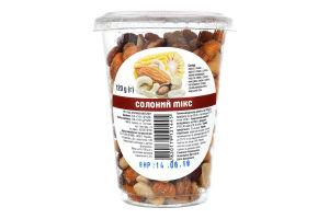 Суміш горіхова солона Алмонд ст 120г