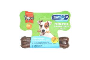 Кісточка для собак Topsi Дентал Фіт 15 см