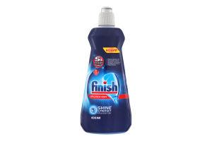 Ополіскувач для посуду в посудомийних машинах Shine&Protect Finish 400мл