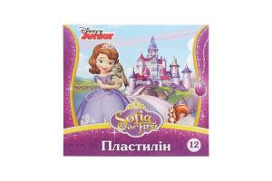 Пластилин София Мицар 251831 12цв 210г