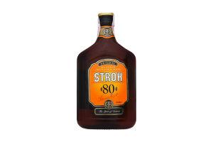 Ром Stroh 80%