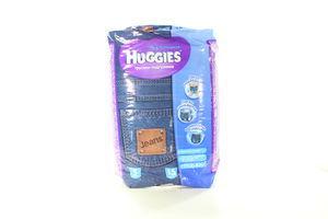 Подгузники-трусики для мальчиков Huggies 13-17кг 15шт