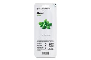 Картридж змінний для стартового набору Smart Garden Basil Click and Grow 3шт