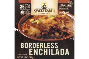 Sweet Earth Natural Foods Borderless Enchilada
