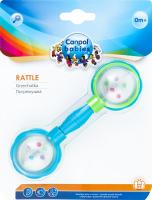 Погремушка для детей от 0мес голубая №2/606 Canpol babies 1шт
