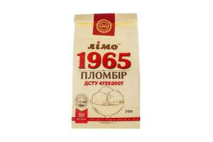 Морозиво Лімо 1965 Пломбір мішок 700г х4