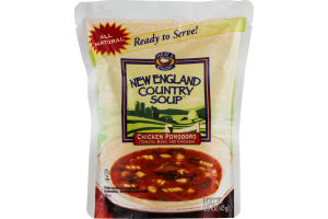 New England Country Soup Chicken Pomodoro