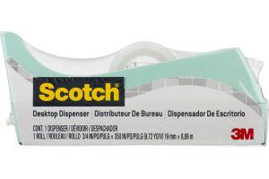 Scotch Desktop Dispenser