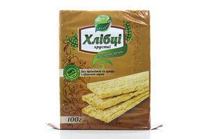 Хлібці Galleti пшенично-гречані 100г х32