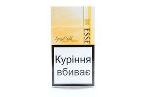 Сигарети Esse Special Gold