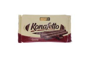 Трубочки вафельні Roshen Konafetto крем-какао 156г х12