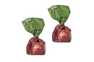 Конфеты Домінік Вишня заспиртованная шоколадная