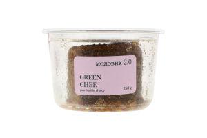 Торт Медовик Green Chef п/у 250г