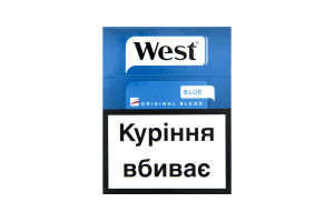 Цигарки West Original Blend Blue 25шт