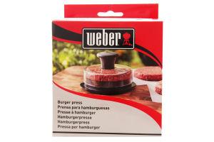 Пресс для бургеров Weber 6483