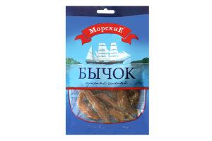 Бычок сушеный соленый Морские м/у 35г