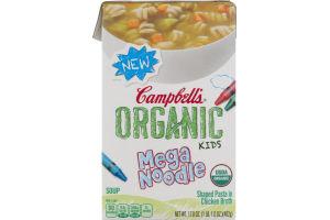 Campbell's Organic Kids Soup Mega Noodles