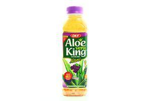 Напій OKF Aloe Vera Drink виноград 500г х12