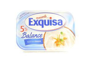 Сыр 5% Сливочный Лайт Exquisa 200г