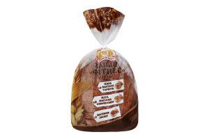 Хлебцы нарезные отруби+семена Фитнес Формула смаку м/у 300г