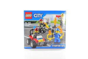 Конструктор Пожарная охрана Lego