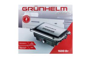 Гриль контактный электрический №G1600 Grunhelm 1шт