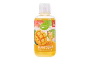 Сироп без цукру Манговий Stevia п/пл 250г