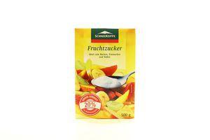 Сахар фруктовый SchneeKoppe к/у 500г