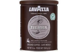 Lavazza Tierra 100% Arabica Selection Ground Coffee