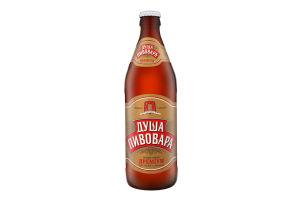 Пиво 0.5л 5.2% світле пастеризоване Преміум Душа пивовара пл