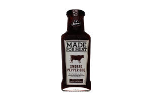 Соус Made for Meat Smoked Pepper BBQ 235мл х6