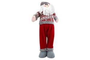 Украшение новогоднее декор Дед Мороз 53см Y*1