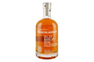 Виски 0.7л 50% Islay Barley Bruichladdich бут