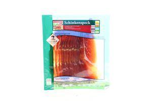 Окіст Schinkenspeck Верхня Австрія 100г Австрія нарізка