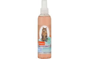 Hartz Groomer's Best Waterless Cat Shampoo Spring Fresh Scent