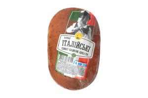 Хлебцы Итальянск Золотий дар м/у 0.25кг