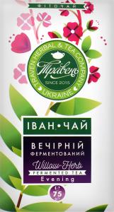 Фиточай ферментированный вечерний Иван-чай Травень к/у 75г