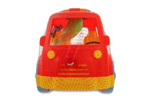 Конструктор для детей от 3лет №71248 Автобус Полесье 1шт