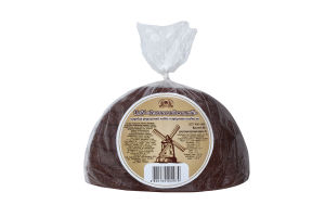 Хліб половинка в нарізці Селянський житній Формула смаку м/у 400г