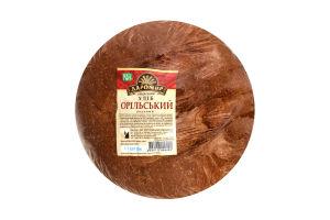 Хлеб Орельский подовый Миргородский ХЗ
