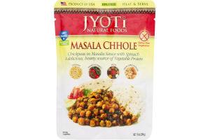 JYOTi Natural Foods Masala Chhole