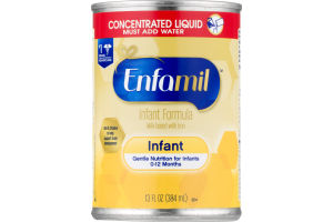 Enfamil Infant Formula Milk-Basted With Iron Concentrated Liquid 1 / 0-12 Months