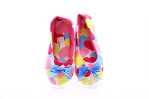 Тапочки-чешки комнатные женские Twins Орнамент 38-39 разноцветные