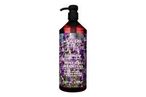 Шампунь для волосся з мінералами Lavender Dead Sea Collection 1л