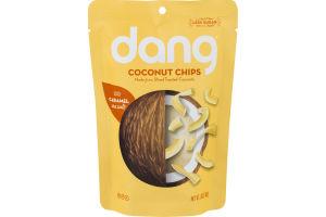 Dang Coconut Chips Caramel Sea Salt