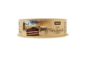 Торт бісквітний Празький Tarta к/у 1кг