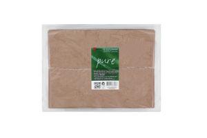 Пакет бумажный 180х40х230мм Pure Інпак 1шт