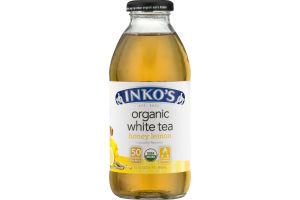 Inko's Organic White Tea Honey Lemon