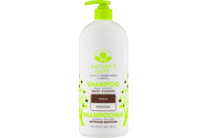 Nature's Gate Shampoo Daily Cleanse Herbal